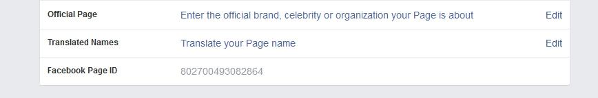 facebookid